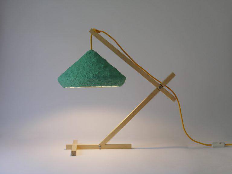 Lámpara mesa Mizuko-302