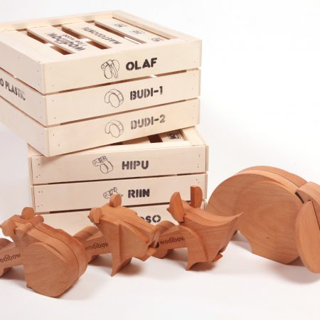 Pack juguetes Mastodontes-0