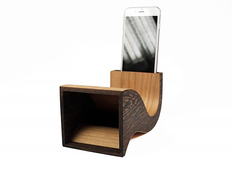 Ola wooden loudspeaker-0