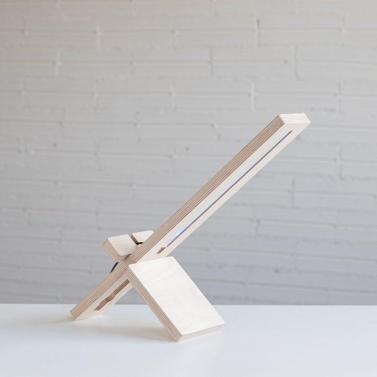 Lámpara mesa Delamp-0