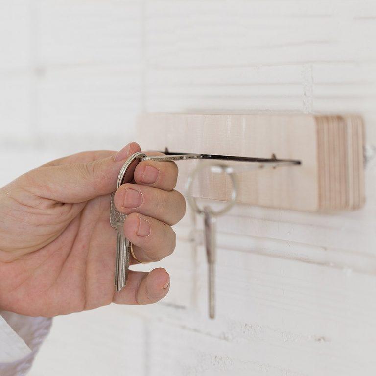 Colgador llaves DELINE-1397