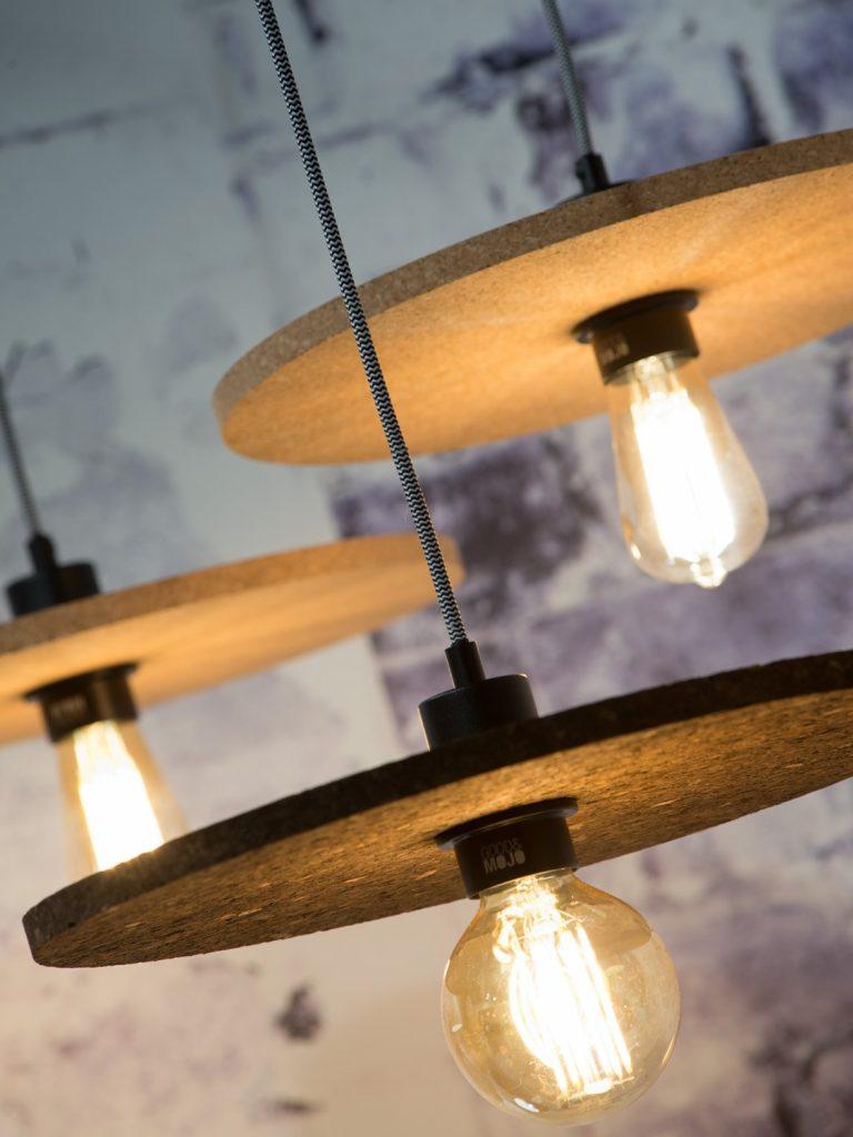Lámpara colgante Algarve-0