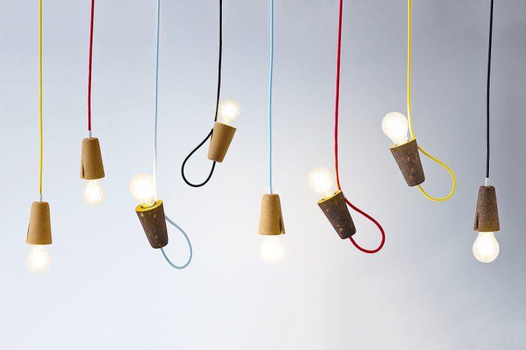 Lámpara colgante Sininho-2189