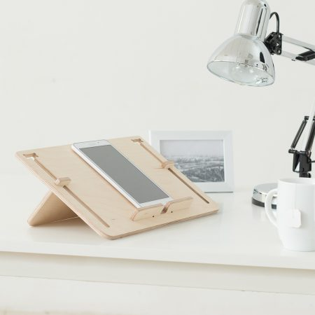 Wooden support for tablets Detablet-0