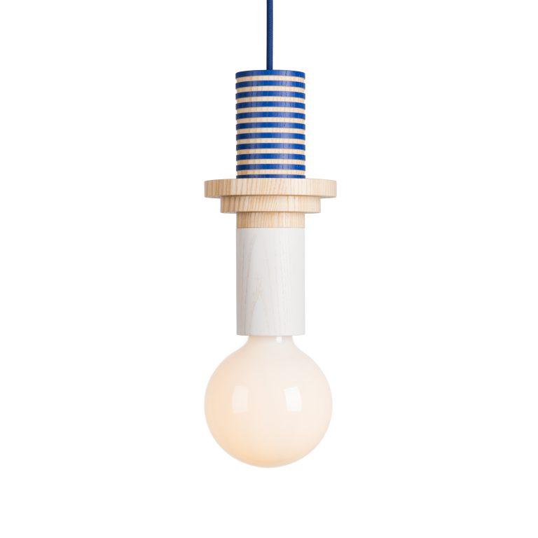 Lámpara colgante Junit Column-6339