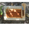 Stone and wooden kitchen board-5986