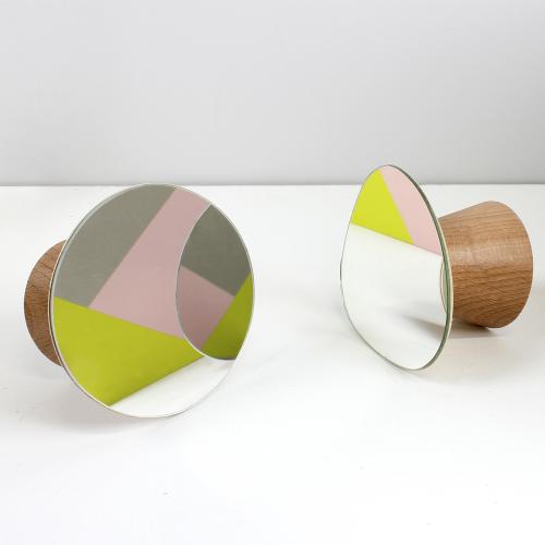 Colgador espejo Bolet-8711