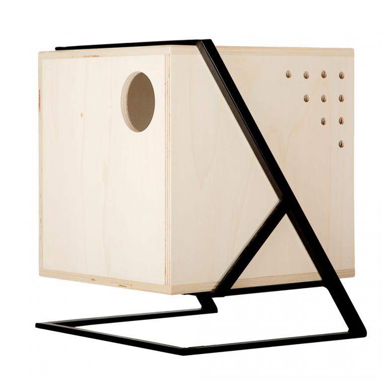 Caseta mascota Cube-8434