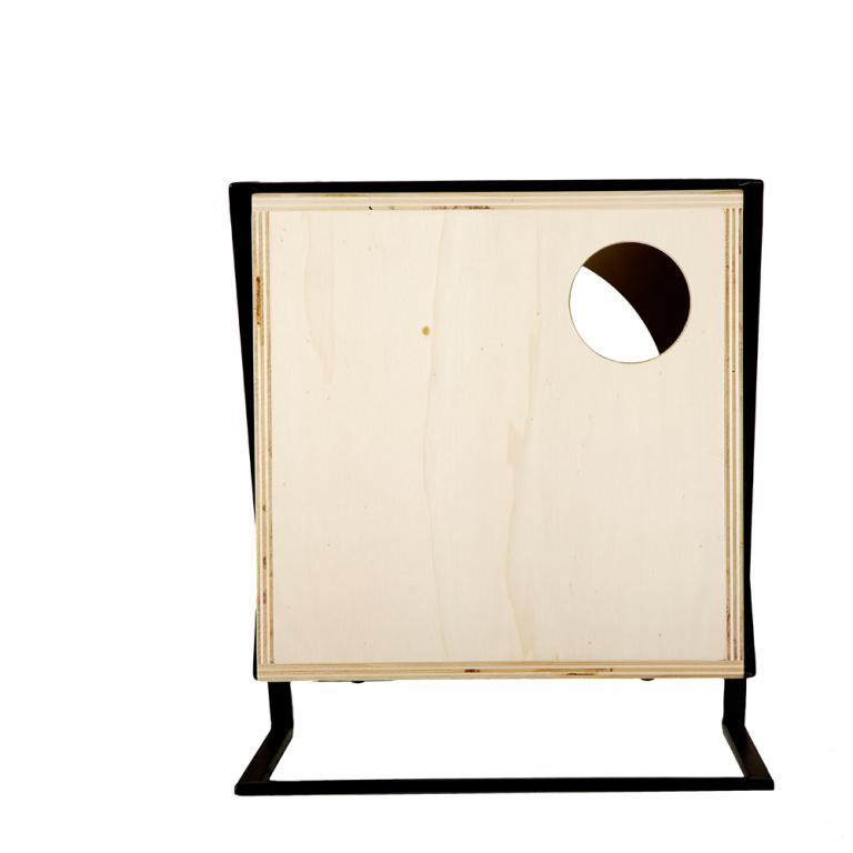 Caseta mascota Cube-8435