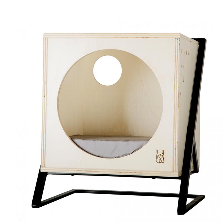 Caseta mascota Cube-0