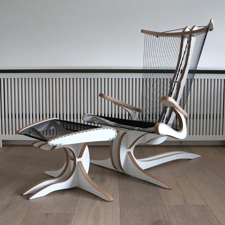 Hippokamp lounge chair-0