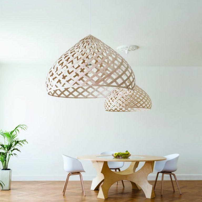 Lámpara colgante Zome-0