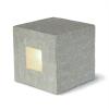 Lámpara suelo y taburete Tumba -10413