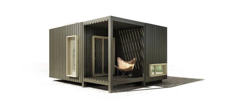 Vivienda modular Mini Suite B-0