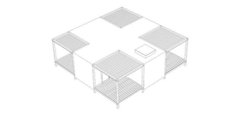 Vivienda modular Home Suite F-13544