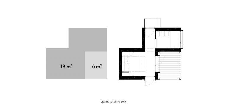 Vivienda modular Mini Suite B-13519