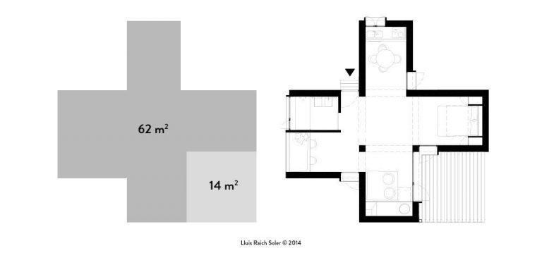 Vivienda modular Home Suite F-13550