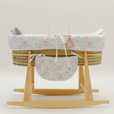 Fox Sleepy crib and cradle-0