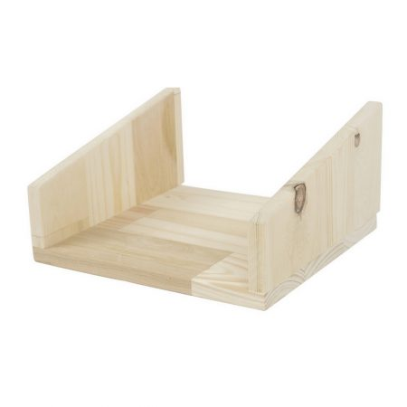 Estantes de madera pallets Fency-0