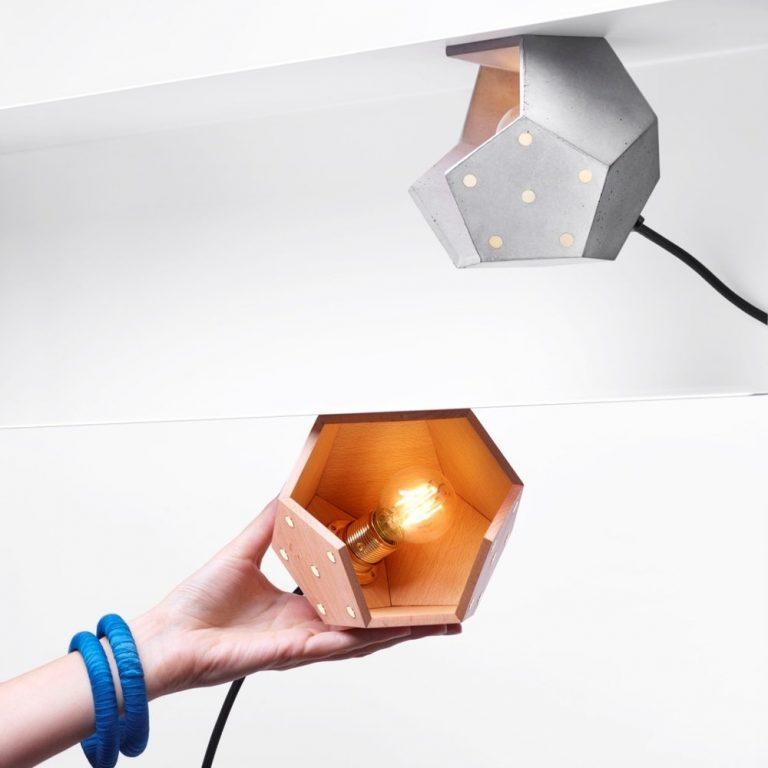 Lámpara mesa Basic Twelve trio-16733