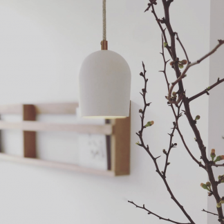 Sustainable-white-pendant-archy-lamp-ekohunters