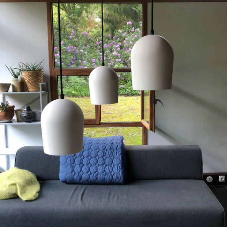 Lámpara colgante Archy small-17181