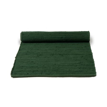 Guilty Green Cotton Rug -0
