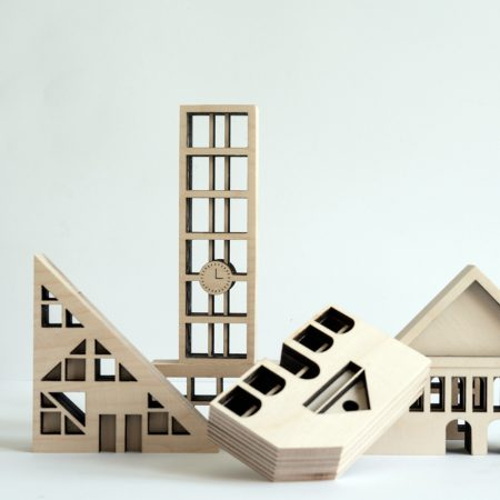 Arhus wooden structure toy-0