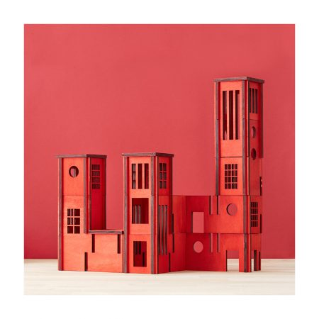 Escultura madera Fabriko-0
