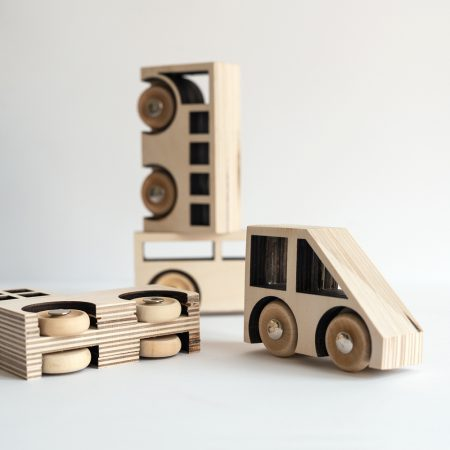 Auto wooden toy-0