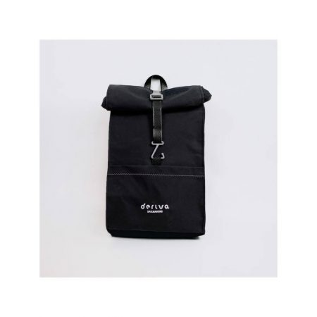 1701 Black sail cover backpack-0