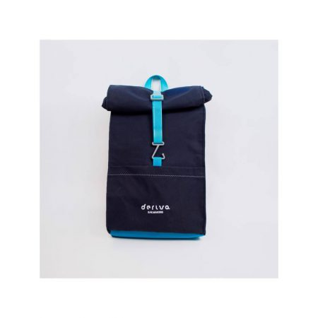 1701 Blue sail cover backpack-0