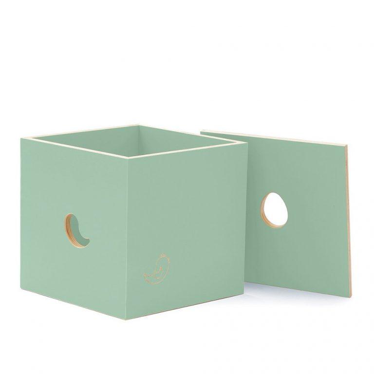 Duccio kids stool and trunk-0