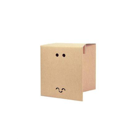 Set of cardboard stools-0