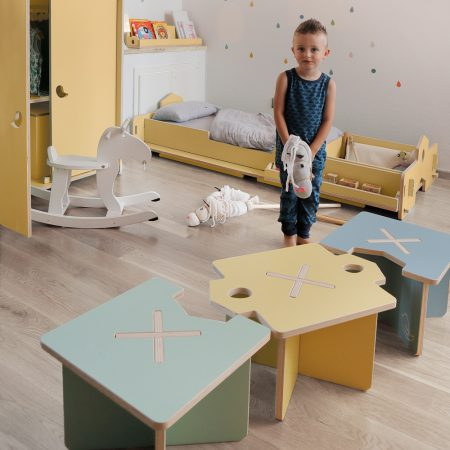 Lapo kids stools set-0