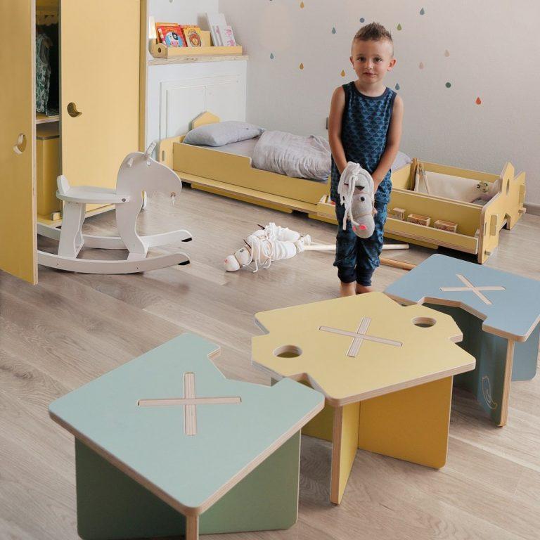 Lapo kids stools set-0