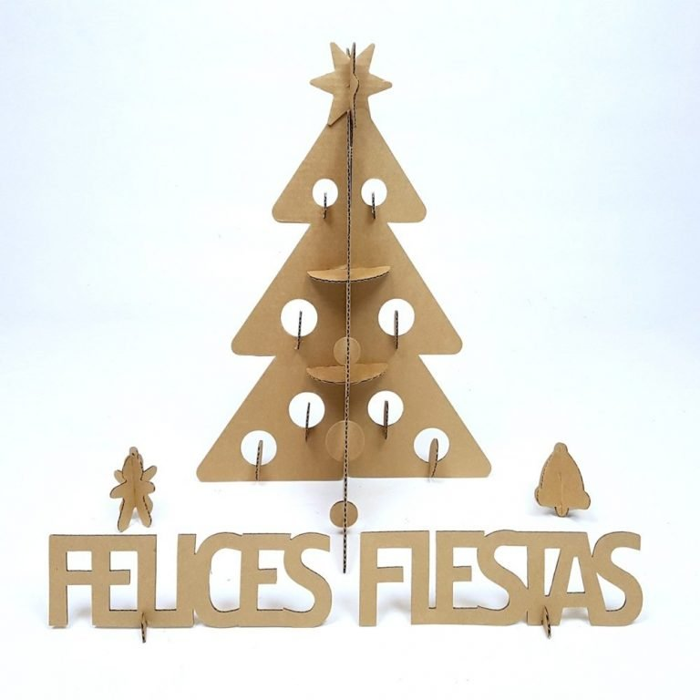 Christmas tree set-19912