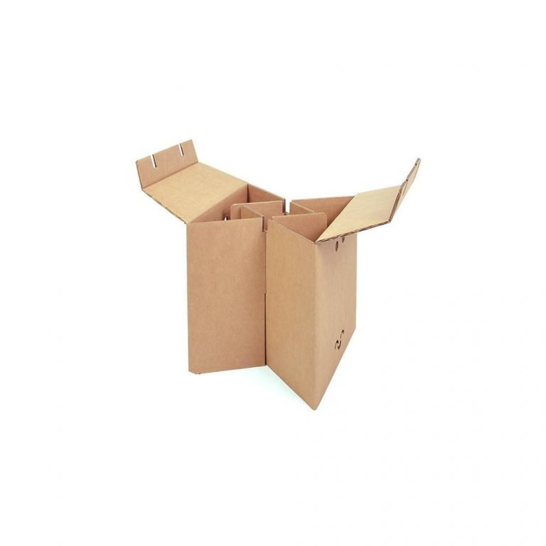 Set of cardboard stools-19909