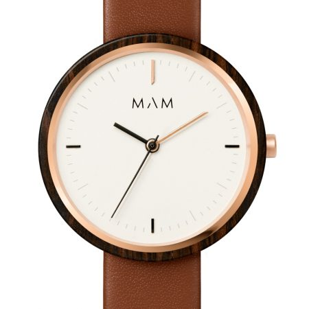 Reloj madera Plano 661-0