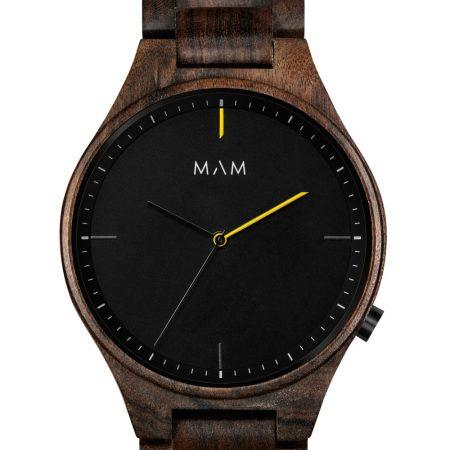 Reloj madera Volcano 611-0