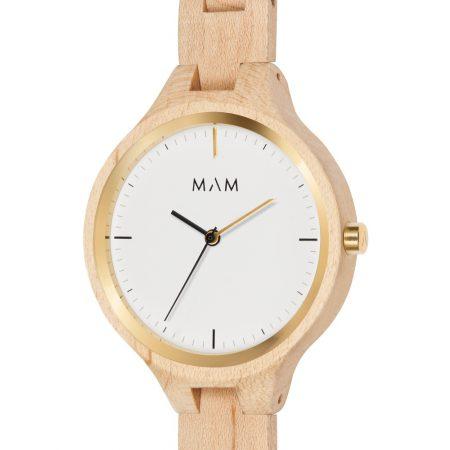 Reloj madera Silt 607-0