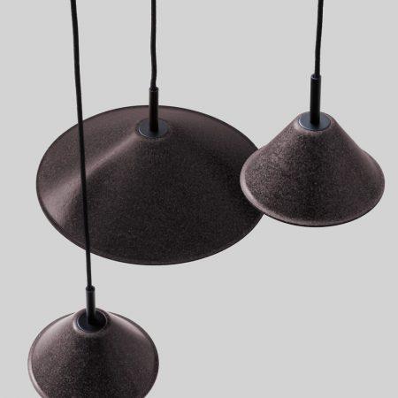 Lámpara de techo colgante Wine-0