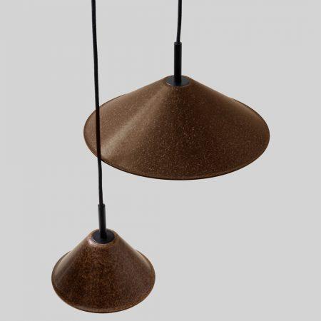Lámpara de techo colgante Tobacco-0