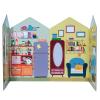 Casa Cartón Juguete-21598