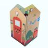 Casa Cartón Juguete-0