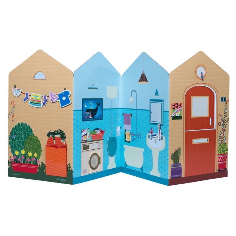 Casa Cartón Juguete-21597