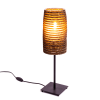 Lámpara mesa cartón Stem-0