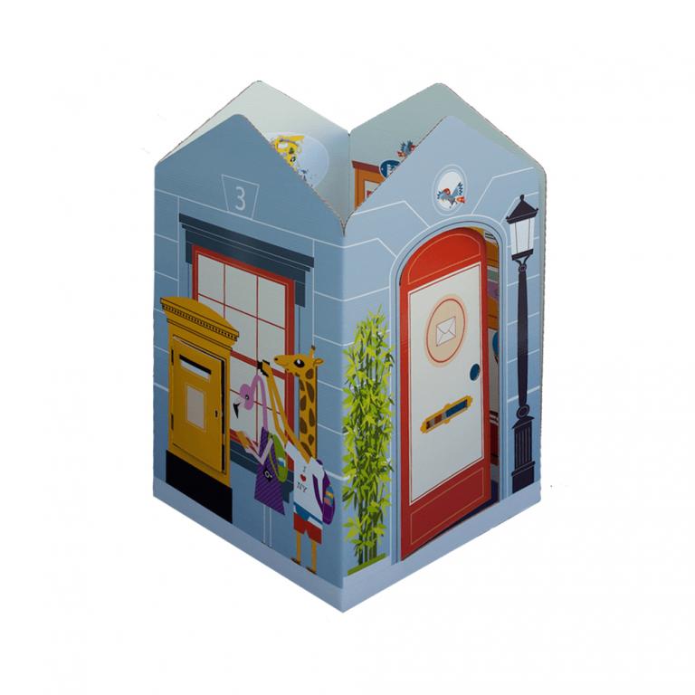 Oficina de Correos de Cartón Juguete-0