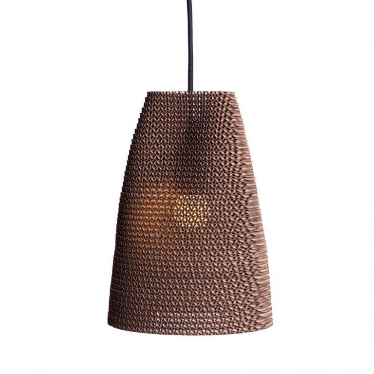 Lámpara Colgante de cartón Wave-21645