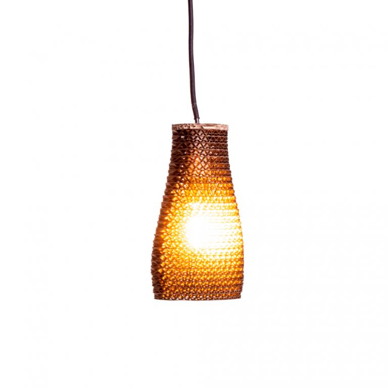 Lámpara Colgante cartón Seed-21627
